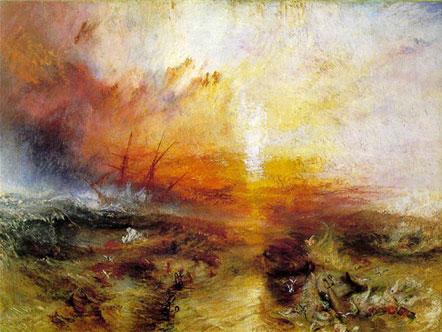 The Slave Ship - J.M.W. Turner