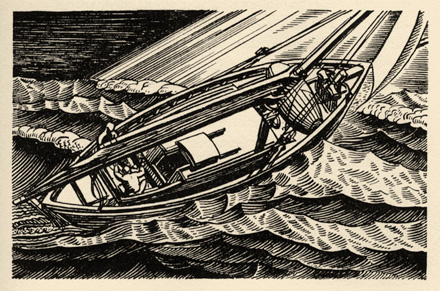 Illustration by Rockwell Kent