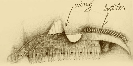 strandbeest_jansen_drawing