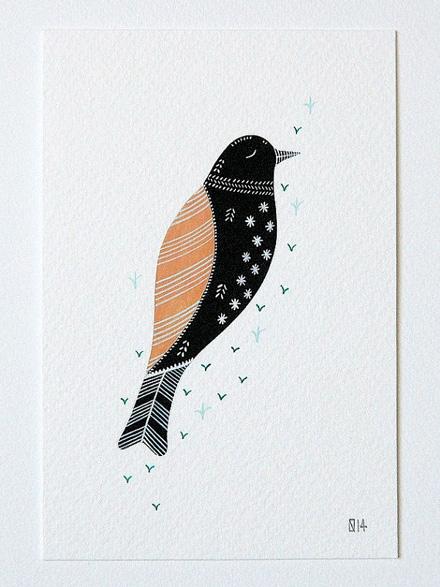 Bird of Hope 3 © by Natasha Newton