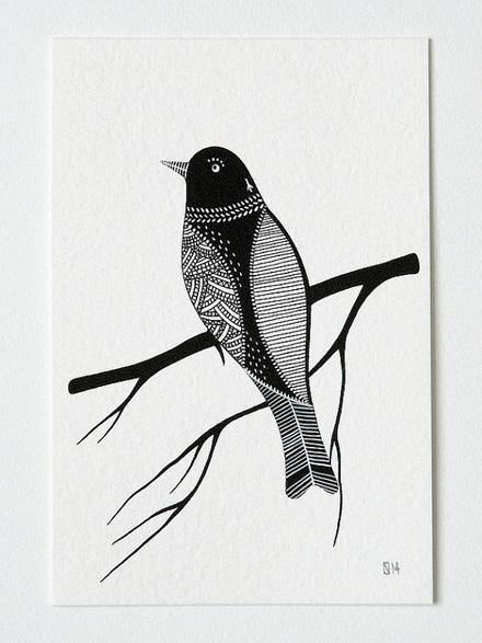 Bird of Strength 1