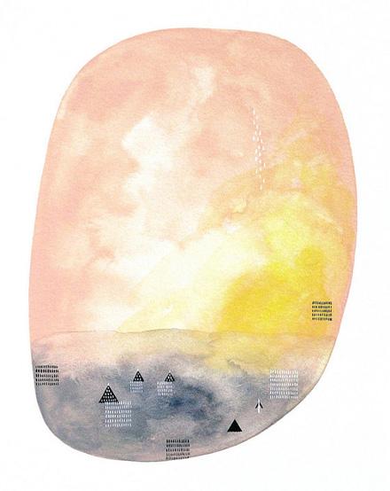 Magic Sea 1 © by Natasha Newton