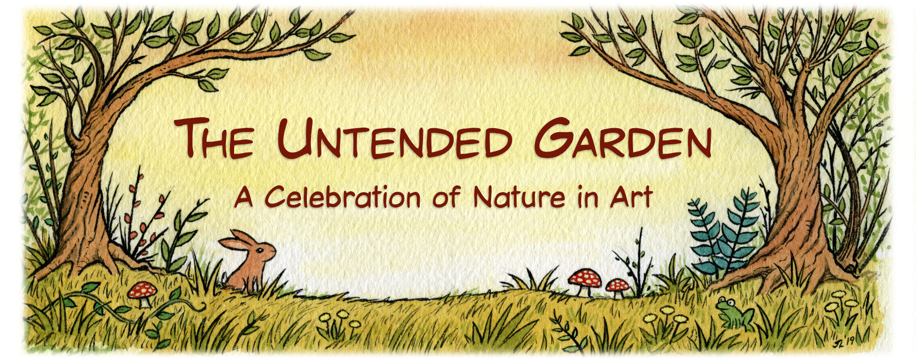 The Untended Garden – a blog about art and nature